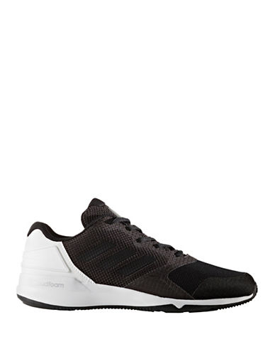 Adidas CrazyTrain 2.0 Cloudfoam Shoes-BLACK-8.5