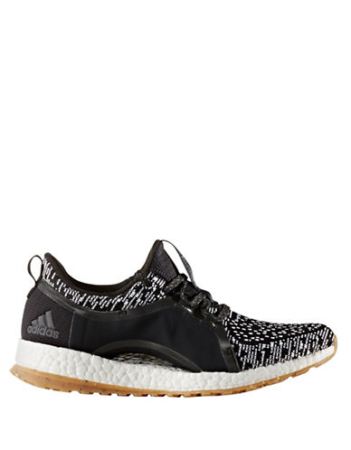 Adidas Womens Pureboost X ATR Sneakers-BLACK-6