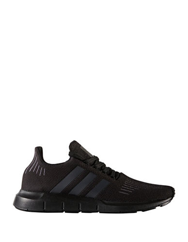 Adidas Originals Swift Run Sneakers-BLACK-11