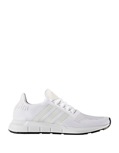 Adidas Originals Swift Run Sneakers-WHITE-8.5
