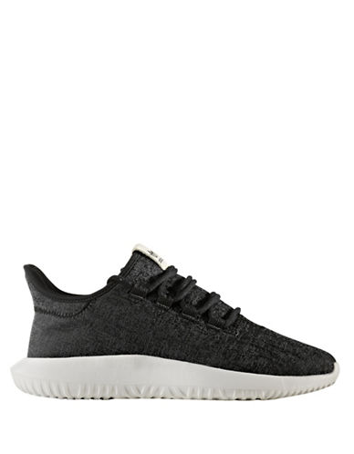 Adidas Womens Tubular Shadow Sneakers-BLACK-7