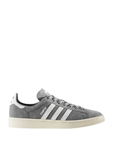 Adidas Originals Campus Sneakers-GREY-8.5