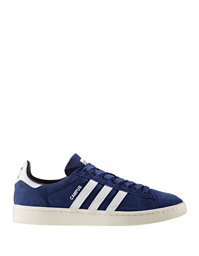 Adidas Originals Campus Sneakers-DARK BLUE-8.5