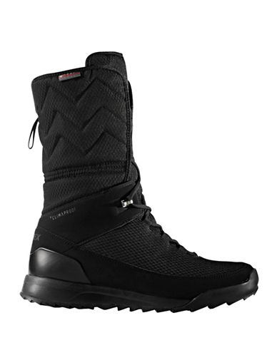 Adidas Terrex Choleah High ClimaProof Boots-BLACK-9
