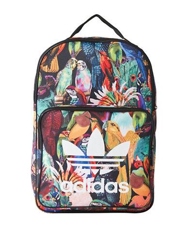Adidas Passaredo Classic Backpack-MULTI-One Size