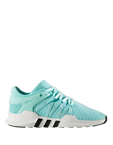 Adidas Womens Equipment Advance Racing Shoes-BLUE-9.5