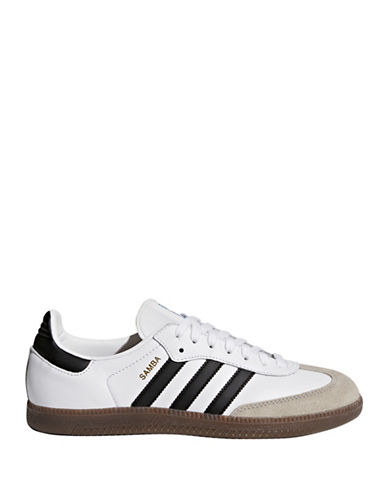 Adidas Originals Samba Sneakers-WHITE-11