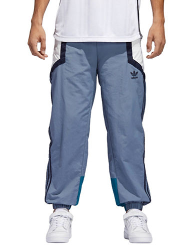 Adidas Originals Nova Wind Joggers-BLUE-Large