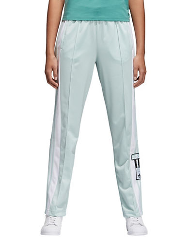 Adidas Originals Adibreak Track Pants-ASH GREEN-Large