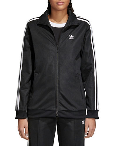 Adidas Originals Contemporary Full-Zip Jacket-BLACK-X-Small 89855297_BLACK_X-Small