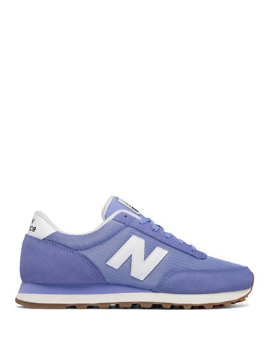 New Balance Womens 501 Sneakers-PURPLE-9