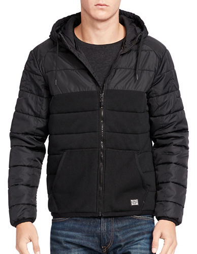 Polo Ralph Lauren Quilted Hybrid Jacket-POLO BLACK-XX-Large 88526754_POLO BLACK_XX-Large