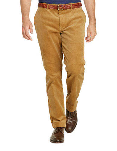 Polo Ralph Lauren Classic-Fit Corduroy Pants-RUSTIC TAN-46X30