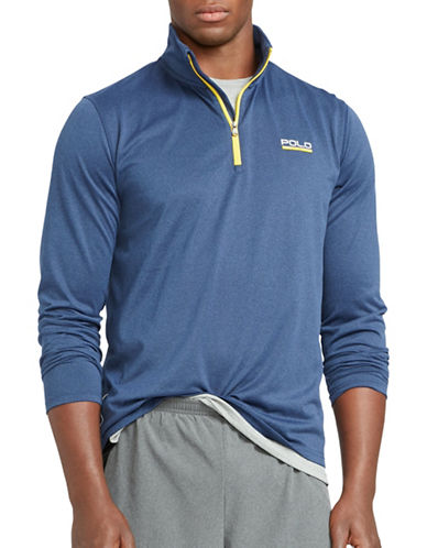 Polo Sport Stretch-Jersey Pullover Sweatshirt-BASIC NAVY-Small 88543334_BASIC NAVY_Small