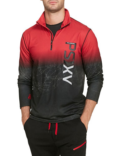 Polo Sport Performance Jersey Pullover-RED MU-Small 88543449_RED MU_Small