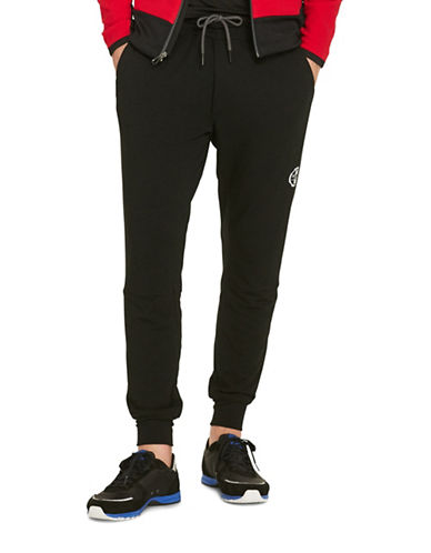 Polo Sport Lightweight Stretch-Terry Pant-POLO BLACK-X-Large 88543505_POLO BLACK_X-Large