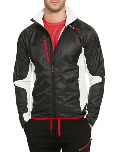 Polo Sport Hybrid Full-Zip Jacket-POLO BLACK-Large 88543517_POLO BLACK_Large