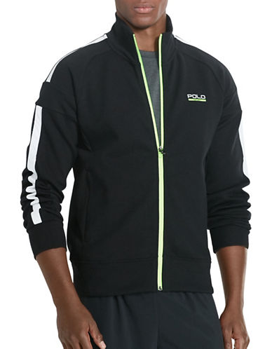 Polo Sport Full-Zip Track Jacket-POLO BLACK-Medium 88543523_POLO BLACK_Medium