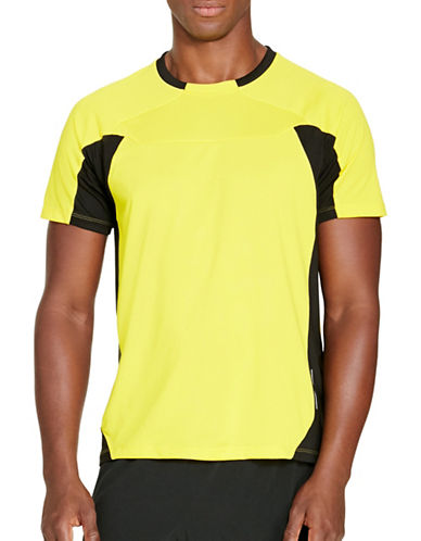 Polo Sport Body-Mapped Jersey T-Shirt-YELLOW-Medium 88543557_YELLOW_Medium