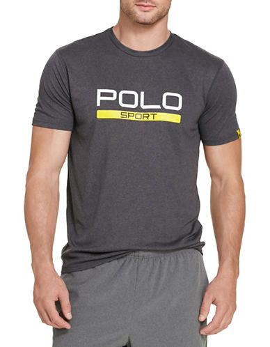 Polo Sport Performance Jersey T-Shirt-BARCLAY HEATHER-Medium 88543577_BARCLAY HEATHER_Medium