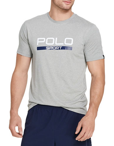 Polo Sport Performance Jersey T-Shirt-ANDOVER HEATHER-X-Large 88543584_ANDOVER HEATHER_X-Large