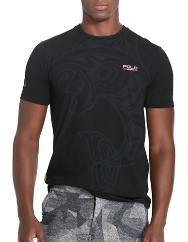 Polo Sport Jersey Graphic T-Shirt-POLO BLACK-X-Large 88543604_POLO BLACK_X-Large
