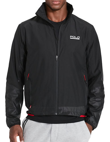 Polo Sport Water-Resistant Windbreaker-POLO BLACK-Large 88543347_POLO BLACK_Large