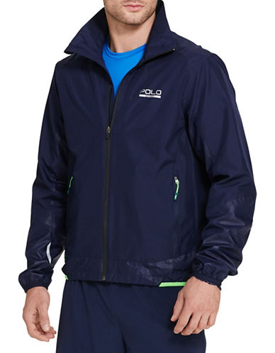 Polo Sport Water-Resistant Windbreaker-FRENCH NAVY-Large 88543352_FRENCH NAVY_Large