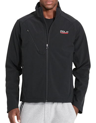 Polo Sport Water-Resistant Windbreaker-POLO BLACK-X-Large 88543375_POLO BLACK_X-Large