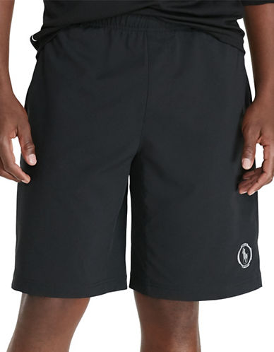 Polo Sport Body-Mapped Shorts-POLO BLACK-Medium 88543418_POLO BLACK_Medium