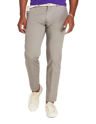 Polo Ralph Lauren Classic-Fit Stretch-Twill Pants-METAL GREY-34X30 88691441_METAL GREY_34X30
