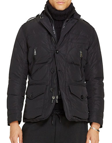 Polo Ralph Lauren Quilted Twill Down Jacket-POLO BLACK-Large 88688011_POLO BLACK_Large