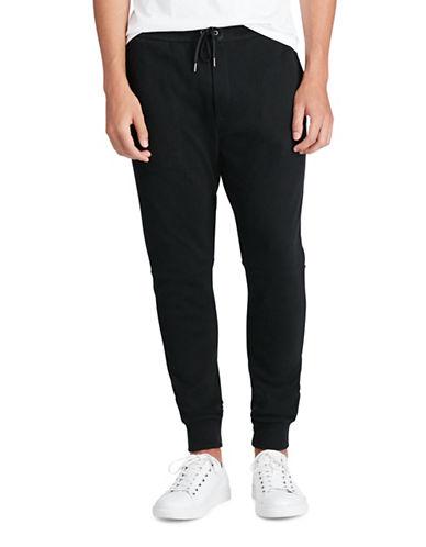 Polo Ralph Lauren Cotton Interlock Jogger Pants-POLO BLACK-XX-Large 88688053_POLO BLACK_XX-Large