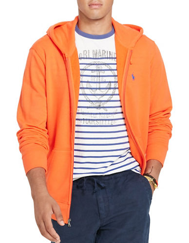 Polo Ralph Lauren French Terry Hoodie-ACTIVE ORANGE-Medium 88685704_ACTIVE ORANGE_Medium