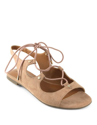 Indigo Rd Gadiva-A Flat Sandals-BEIGE-8.5