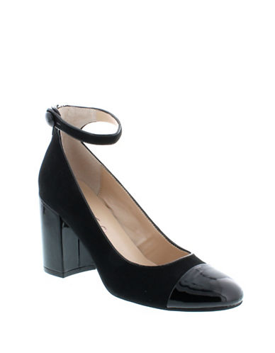 Unisa Stuwart Pumps-BLACK-6