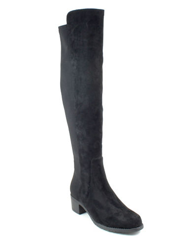Unisa Indyia Knee-High Boots-BLACK-7