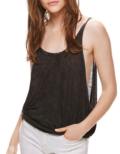 Free People Sand Dollar Tank-BLACK-X-Small 88939173_BLACK_X-Small