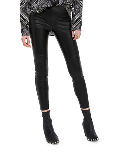 Free People Vegan Leggings-BLACK-26