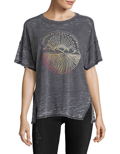 Free People Graphic Jordan Tee-BLACK-Small 89867139_BLACK_Small