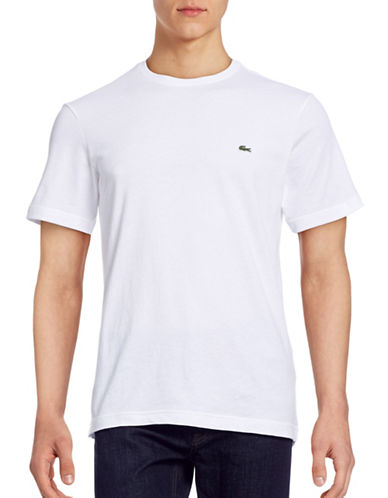 Lacoste Slim-Fit T-Shirt-WHITE-X-Large 88839538_WHITE_X-Large