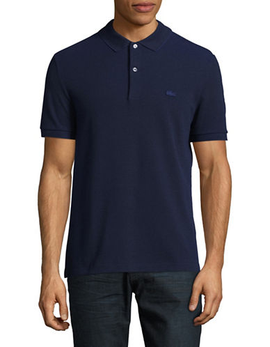 Lacoste Slim-Fit Cotton Pique Polo-METHYLENE-X-Large
