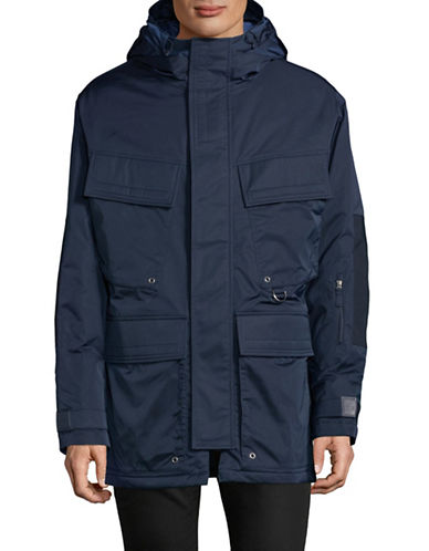 Lacoste Heavy Weight Jacket-BLUE-52