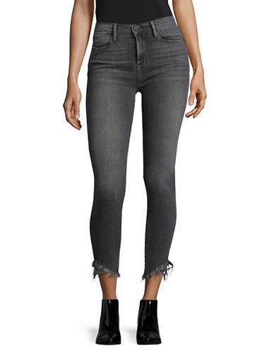 Frame Denim Le High Rise Skinny Jeans-BERWICK-27