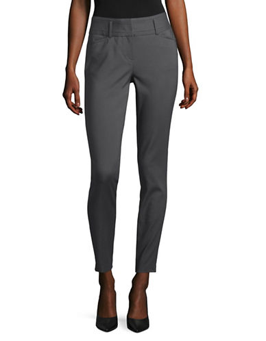 Ivanka Trump Compression Pants-GREY-10