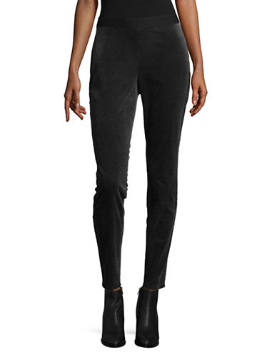 Eileen Fisher Jean Leggings-BARK-Small
