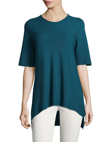 Eileen Fisher Knit Top-NILE-Large
