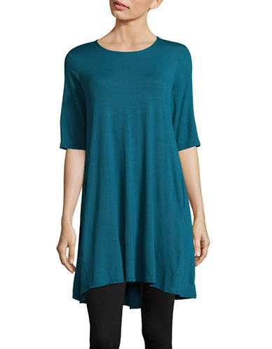 Eileen Fisher Stretch Tunic-NILE-X-Small