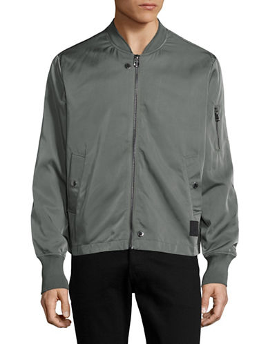 Cheap Monday Beat Bomber Jacket-GREEN-Small 88946315_GREEN_Small