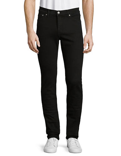 Cheap Monday Sonic Slim-Fit Jeans-BLACK-34X34